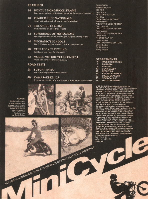 Build A Jeep >> minicycle magazine oct / nov 1974 - ALL ABOUT MINI BIKES